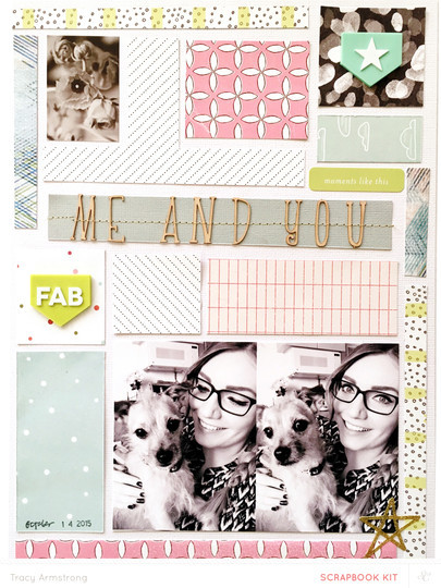 Picture 4 of Canyonlands  Scrapbook Kit
