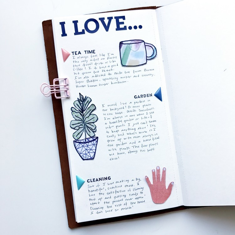 Picture 4 of Confidant  The Stamp Subscription Kit
