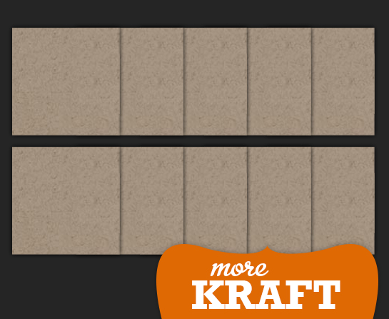 Picture 1 of More Kraft 10 Pack