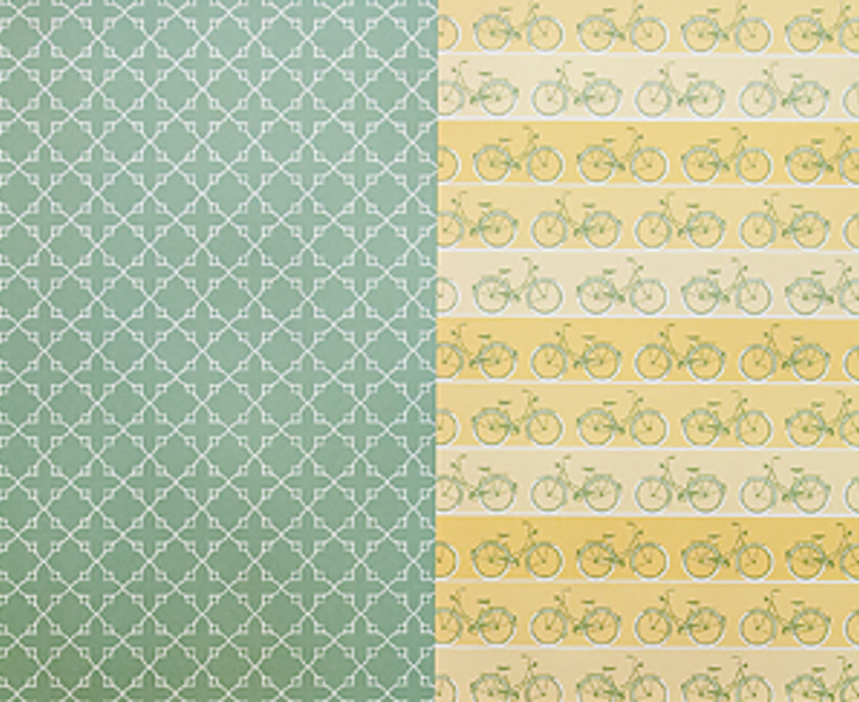 SC Patterned Paper - April 2012
