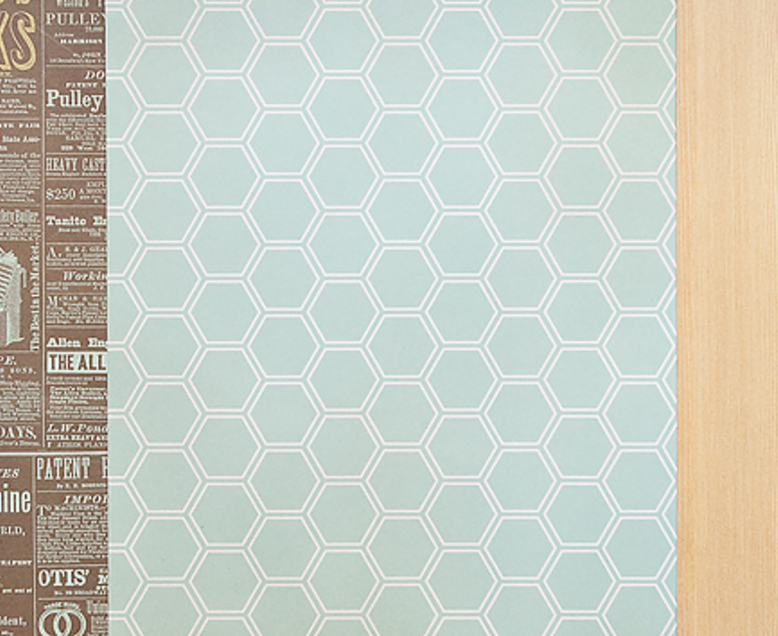 SC Patterned Paper - May 2012