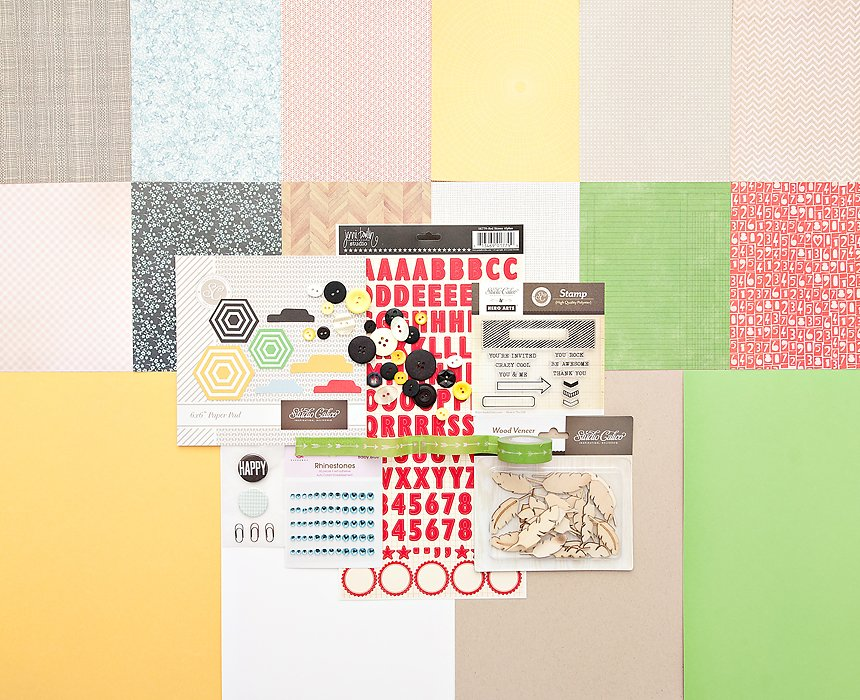 SOCK HOP Card Kit