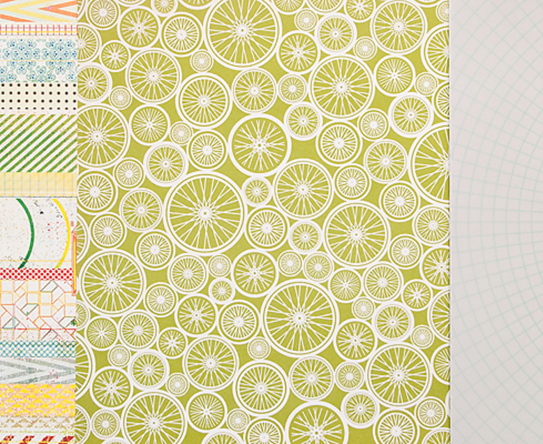 SC Patterned Paper - January 2013