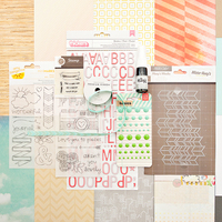 Neverland Scrapbook Kit