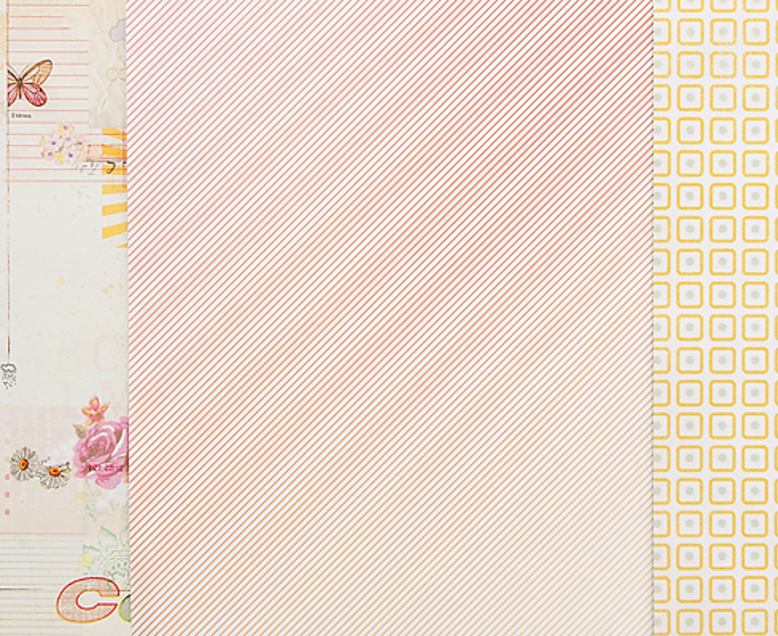 SC Patterned Paper - March 2013
