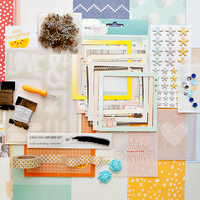 MARKS & CO Scrapbook Kit