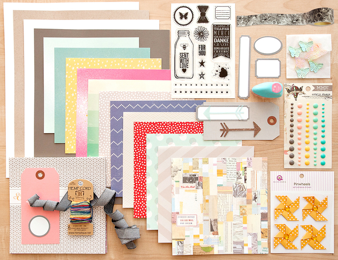 Picture 1 of MARKS & CO Card Kit