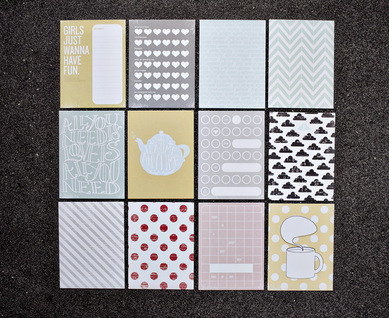 Taylors card set