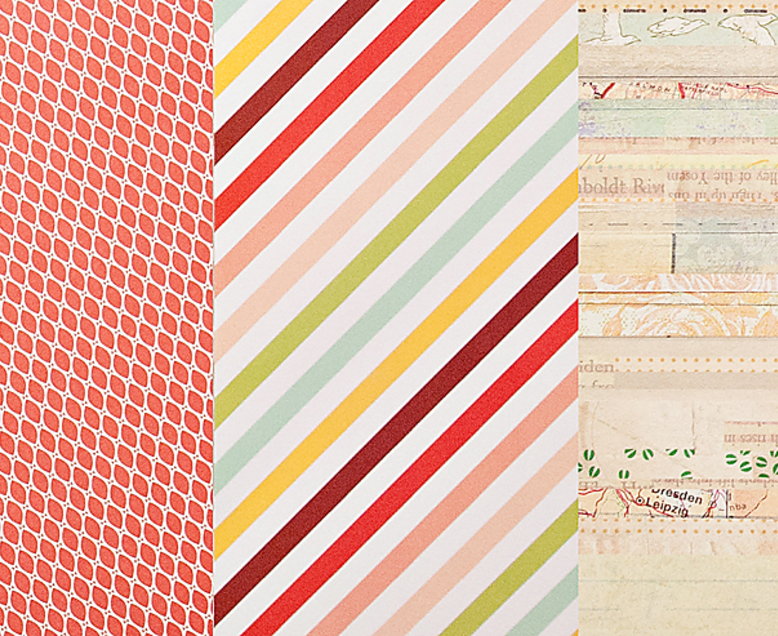 SC Patterned Paper - September 2013