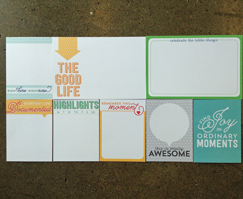Everyday Cards by In A Creative Bubble