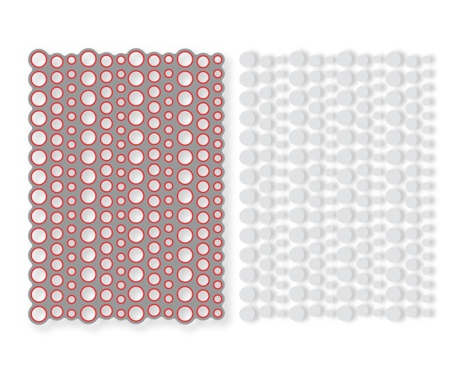 Picture 1 of Craft Die: Classic Confetti