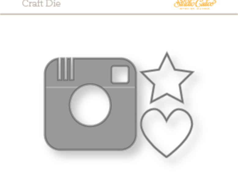 InstaHappy Craft Die