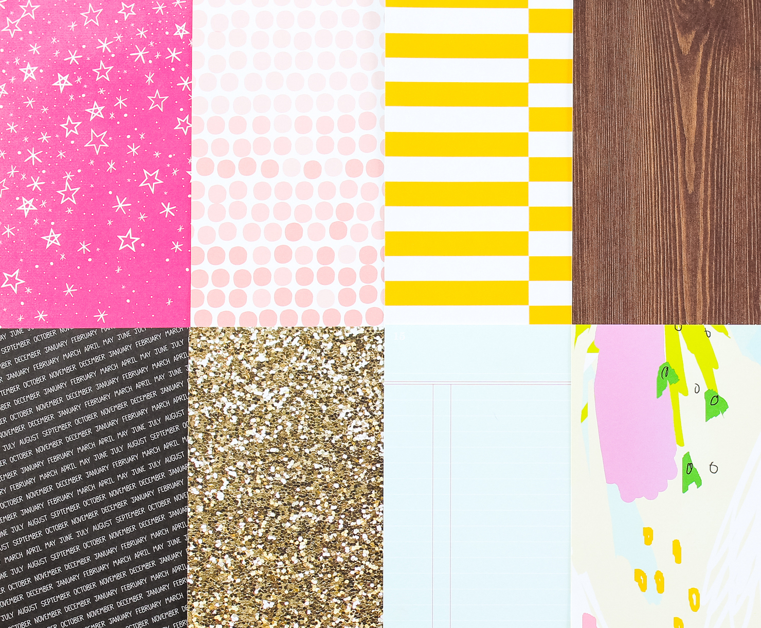 Picture 1 of More Patterned Paper - February 2015