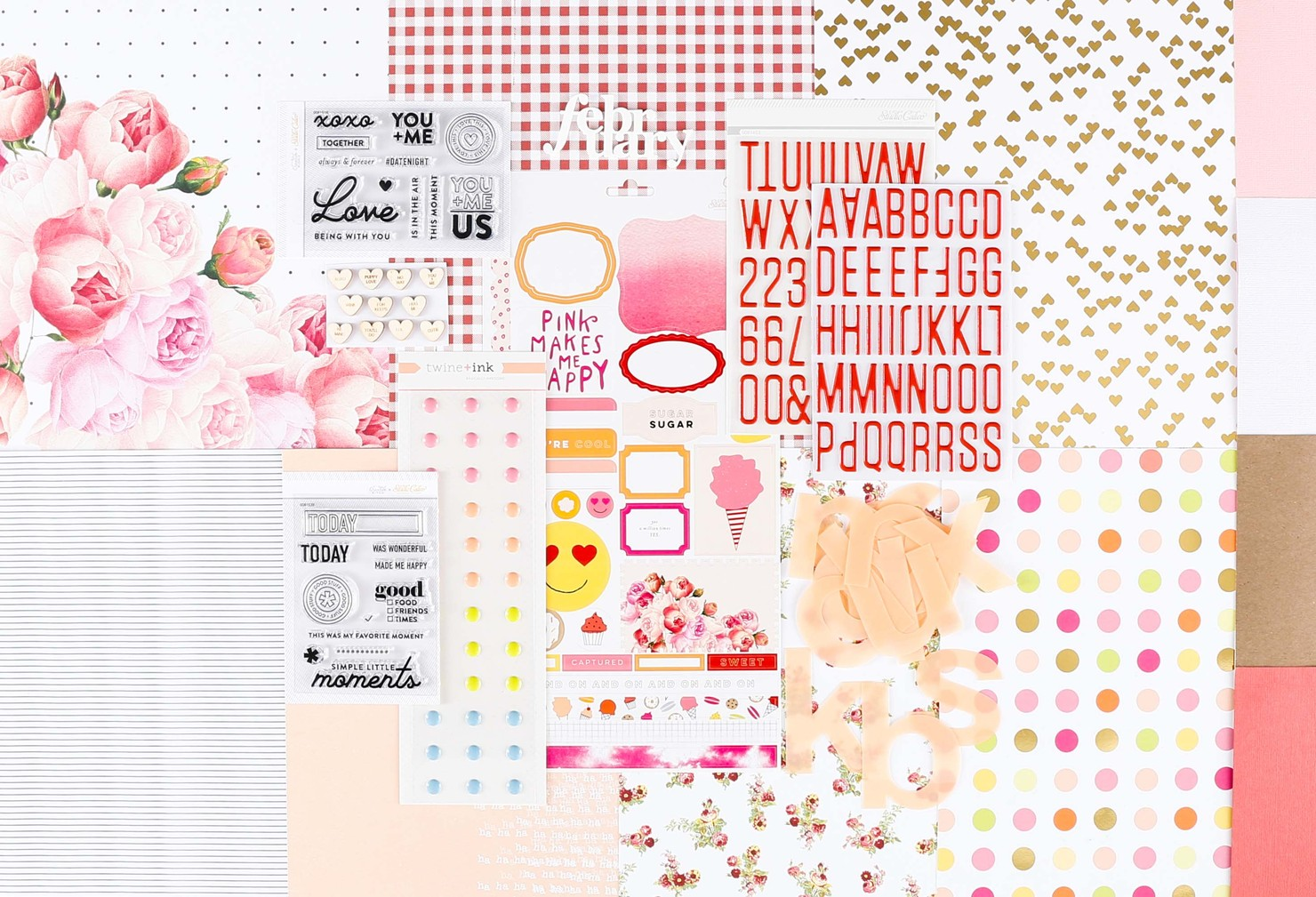 Picture 1 of SAVANNAH  Scrapbook Kit