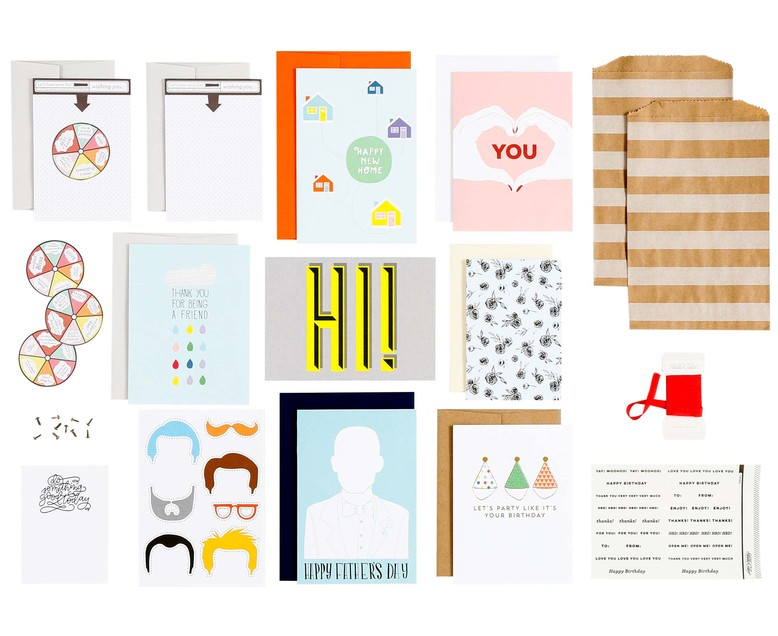 Jolly holiday   stationery