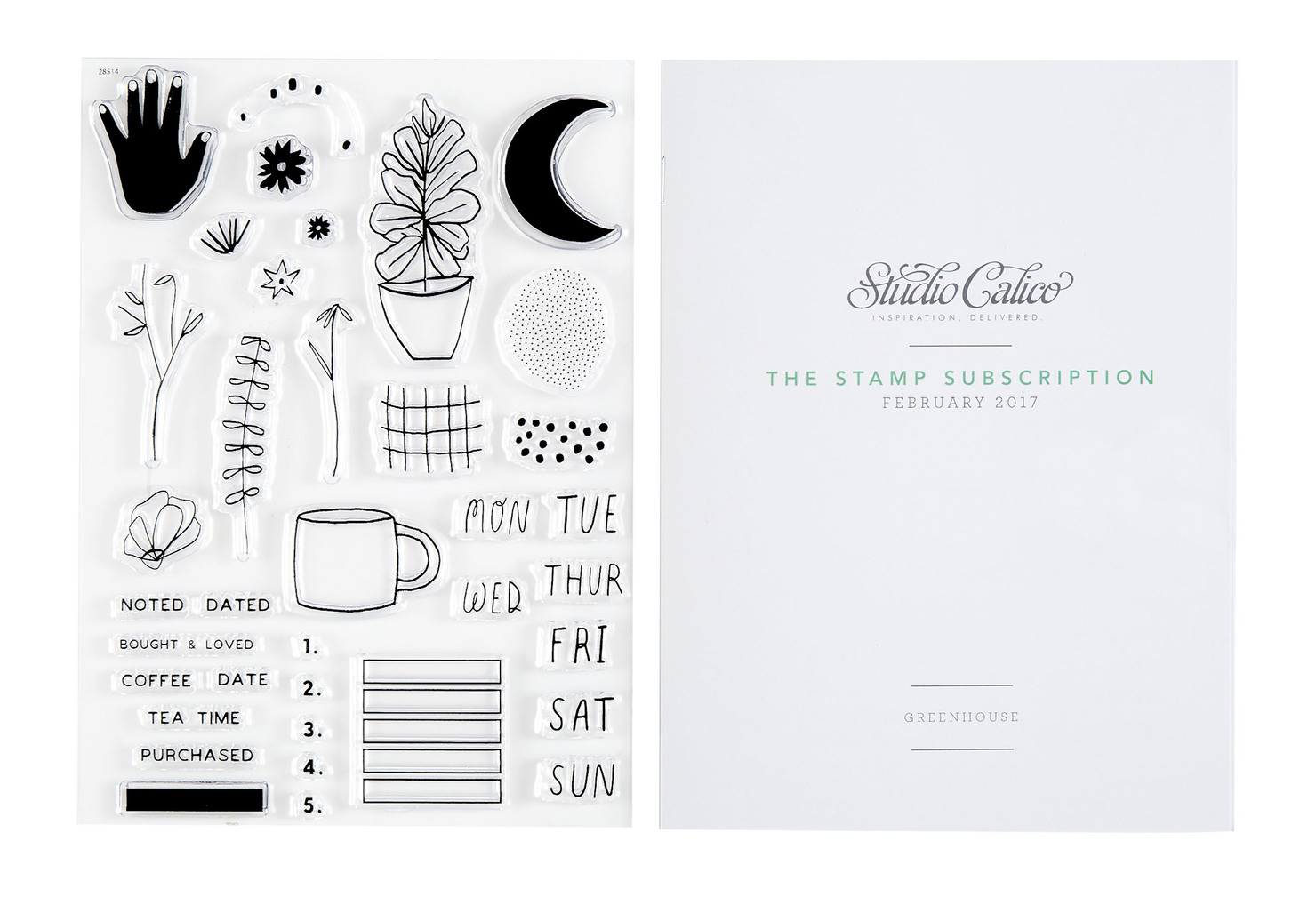 Picture 1 of Confidant  The Stamp Subscription Kit