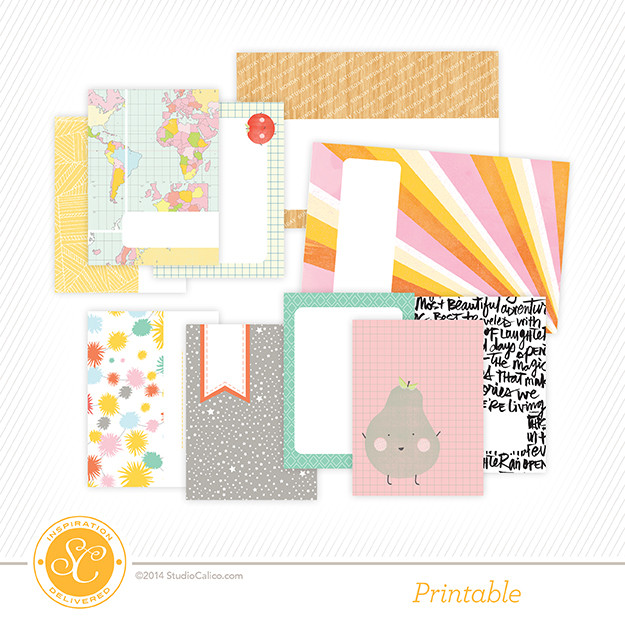 studio calico free printables
