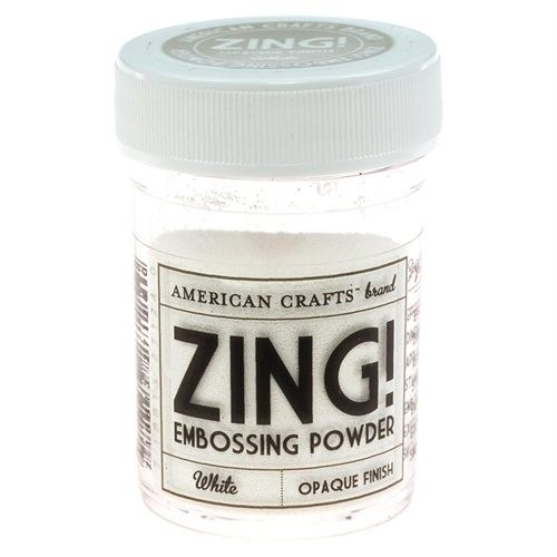 Picture 1 of White Zing Opaque