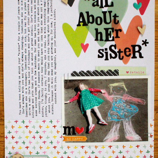 All about her sister emily spahn original
