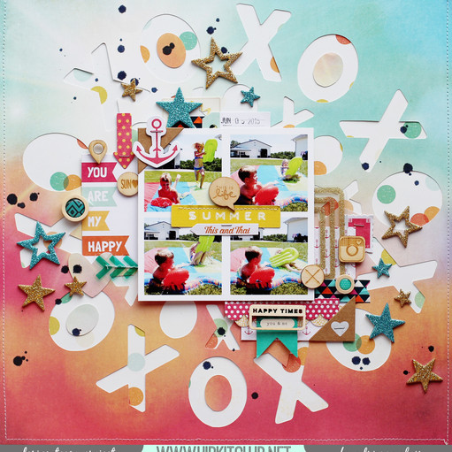 Xoxo1 original