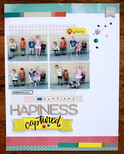 Happines captured emily spahn original