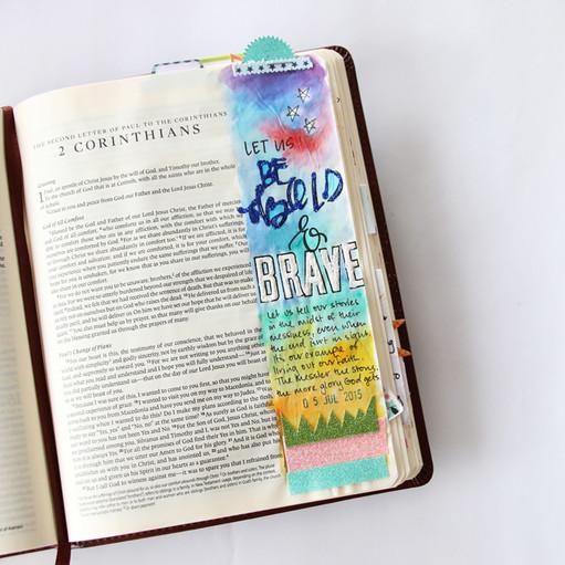 Be bold page original
