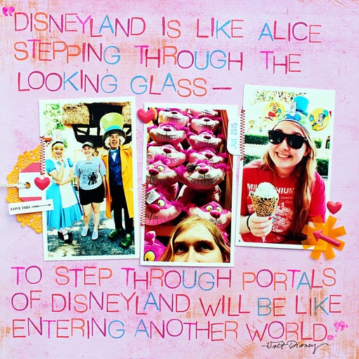 Disneyland lo original