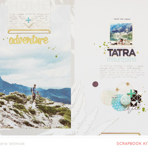 Tatra mountains adventure original