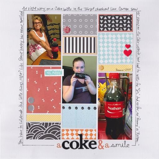 A coke and a smile 0001 original