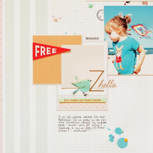 Free like a bird original