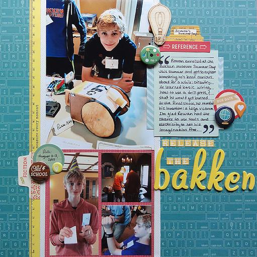 Release the bakken by jennifer larson original