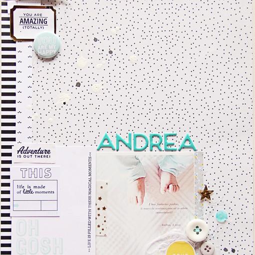 Andrea copia original