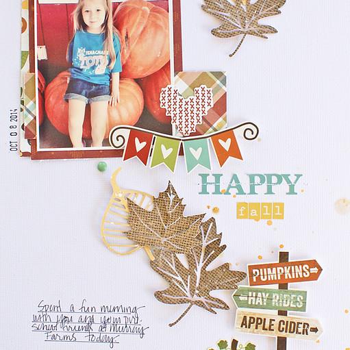 Happy fall original