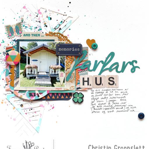 Farfars hus   christin gronnslett  original