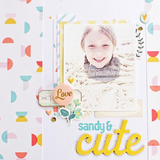 Sandy   cute original