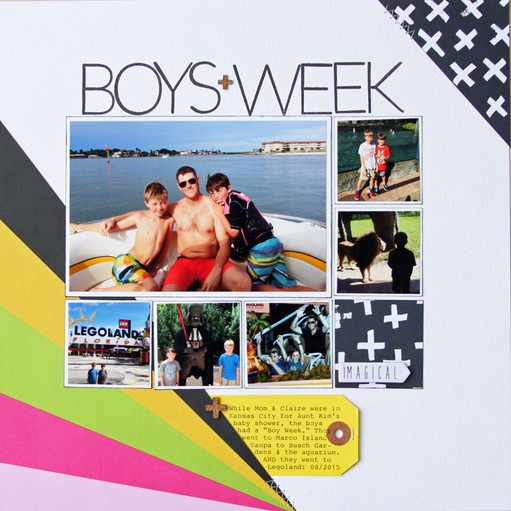 Boys week original