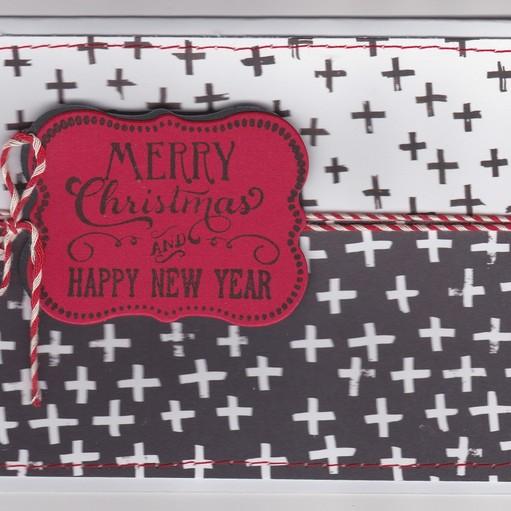 Merry christmas happy new year original