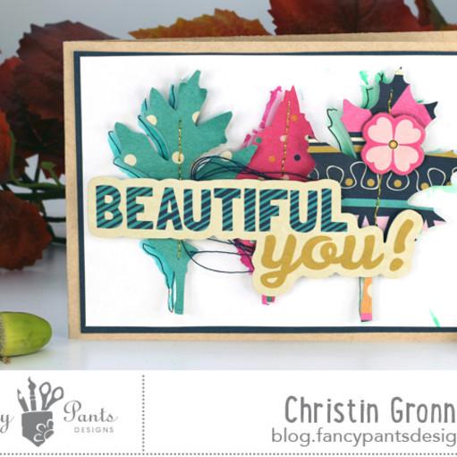 Beautiful you car   flutter  christin gronnslett original