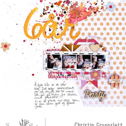 6 ar christin gronnslett  original