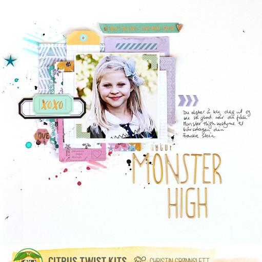 Monster high 1600 original