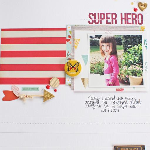 Super hero original