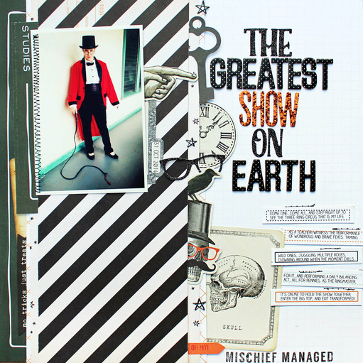 The greatest show on earth original