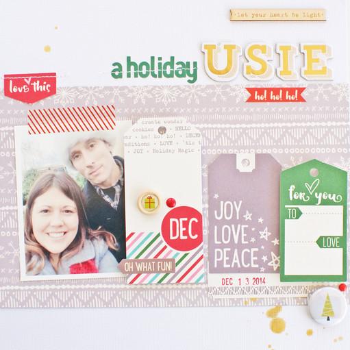 Holiday usie original