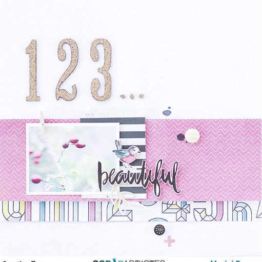 1 2 3...beautiful original