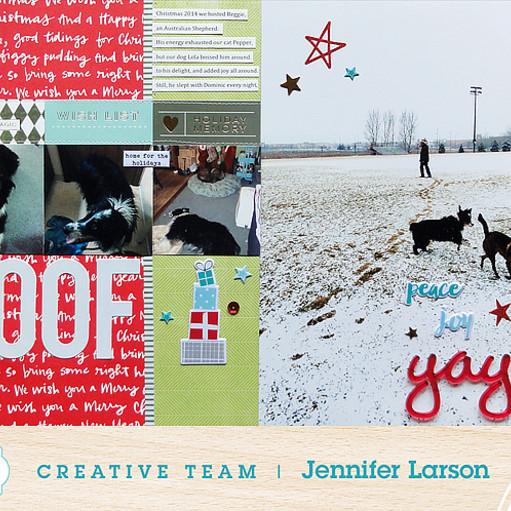 Woof by jennifer larson ed original