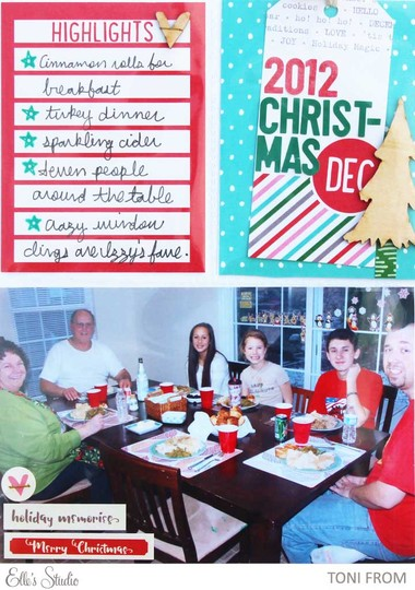 12dayschristmas dinner original