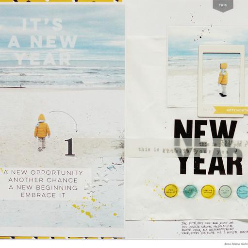 New year original