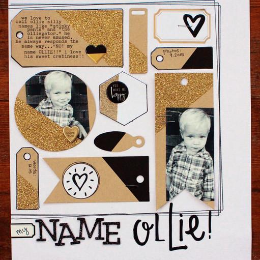 My name ollie emilyspahn original