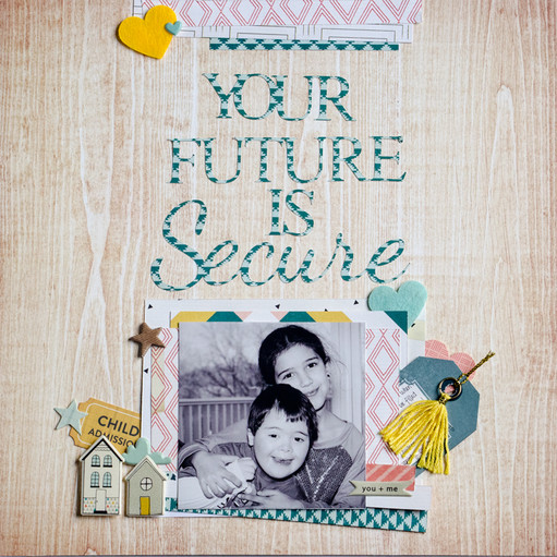 Your future is secure original