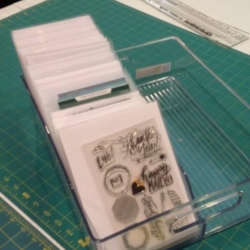 Stamp envelopes original